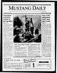 Mustang Daily, April 13, 1987
