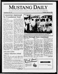 Mustang Daily, April 14, 1987