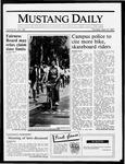 Mustang Daily, April 16, 1987