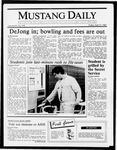 Mustang Daily, April 17, 1987