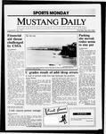 Mustang Daily, April 20, 1987