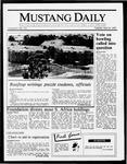 Mustang Daily, April 21, 1987