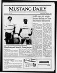 Mustang Daily, April 22, 1987