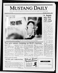 Mustang Daily, April 27, 1987