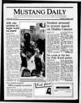 Mustang Daily, April 28, 1987