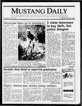 Mustang Daily, April 30, 1987