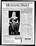 Mustang Daily, May 4, 1987