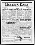 Mustang Daily, May 5, 1987
