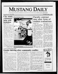 Mustang Daily, May 7, 1987