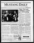 Mustang Daily, May 8, 1987