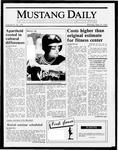 Mustang Daily, May 11, 1987