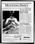 Mustang Daily, May 12, 1987