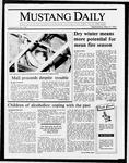 Mustang Daily, May 13, 1987