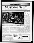 Mustang Daily, May 18, 1987