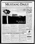 Mustang Daily, May 19, 1987