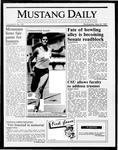 Mustang Daily, May 20, 1987