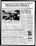 Mustang Daily, May 21, 1987