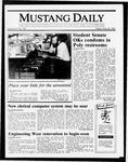 Mustang Daily, May 22, 1987
