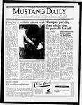 Mustang Daily, June 1, 1987