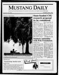 Mustang Daily, June 4, 1987