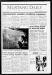 Mustang Daily, September 24, 1987