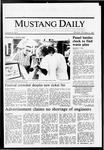 Mustang Daily, October 5, 1987