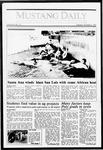 Mustang Daily, October 6, 1987