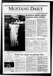 Mustang Daily, October 15, 1987