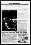 Mustang Daily, October 19, 1987