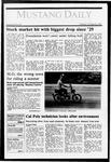 Mustang Daily, October 20, 1987