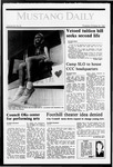 Mustang Daily, October 22, 1987