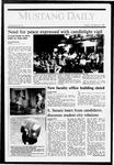 Mustang Daily, October 23, 1987