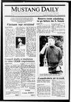 Mustang Daily, November 6, 1987