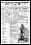 Mustang Daily, November 17, 1987