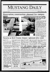 Mustang Daily, January 8, 1988