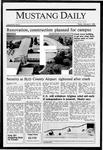 Mustang Daily, January 8, 1988