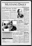 Mustang Daily, January 20, 1988