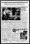 Mustang Daily, February 18, 1988