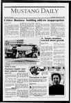 Mustang Daily, February 25, 1988