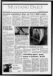 Mustang Daily, March 8, 1988