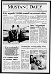 Mustang Daily, March 31, 1988