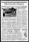Mustang Daily, April 5, 1988