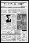 Mustang Daily, April 6, 1988