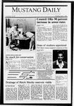 Mustang Daily, April 7, 1988