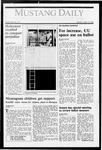 Mustang Daily, April 12, 1988