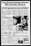 Mustang Daily, April 14, 1988