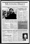 Mustang Daily, April 20, 1988