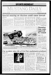 Mustang Daily, April 25, 1988