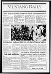 Mustang Daily, April 26, 1988
