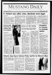 Mustang Daily, April 29, 1988